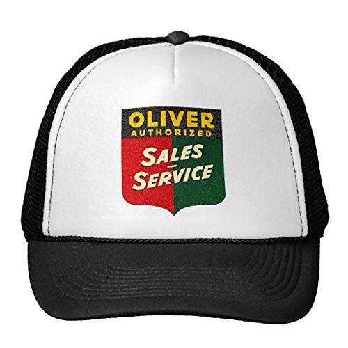 Swissy Oliver Trucker Caps Tractors Trucker Hats For Men ()
