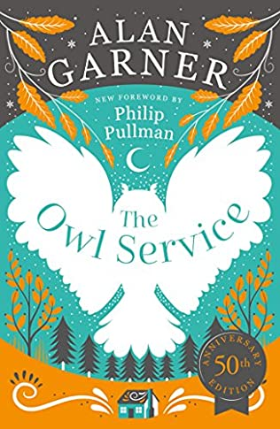book cover of The Owl Service