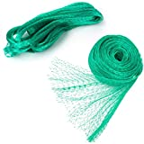 TYLife 33 Ft x 13 Ft Green Anti Bird Netting for Plants and Fruit Trees Lasting Protection Against Birds, Deer and Other Pests,2 Pack