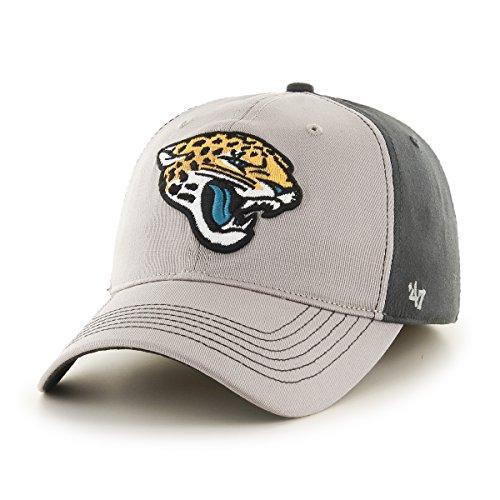 NFL Jacksonville Jaguars Umbra Closer Stretch Fit Hat, One Size Stretch, Dark Charcoal (Team Nfl Hat)
