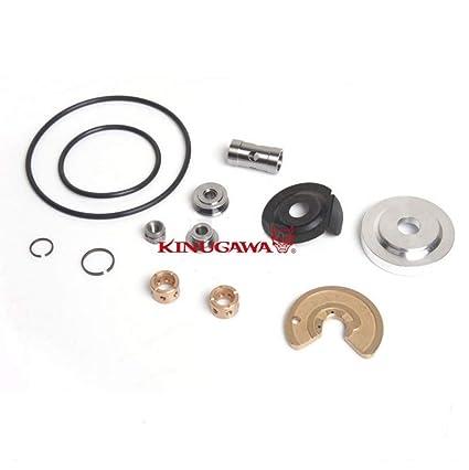 Amazon.com: Kinugawa Turbo Repair Rebuild Kit TOYOTA CT12A Supra Soarer 1JZ-GTE 1JZ Twin Turbo: Automotive