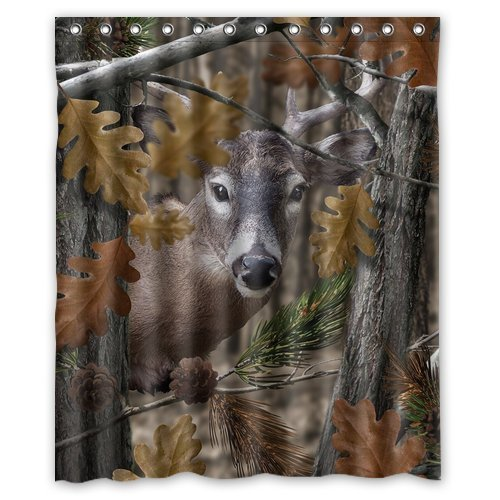 custom shower curtain 60 x 72 - 4
