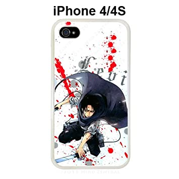 coque attack on titan iphone 4
