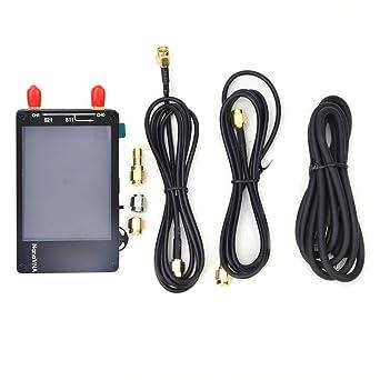 Analizador de red digital 50 KHz ~ 300 MHz HF VHF Antena ...