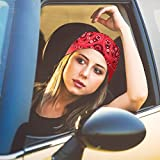 FAYBOX 6pcs Magic Wide Wicking Headbands Outdoor
