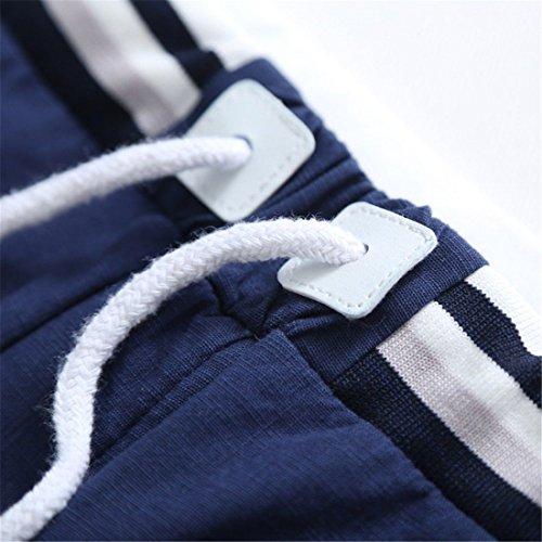 Cortos Hombres Lino Flojos Stazsx Stretch Gran Cinco Marino Pantalones Casuales los de Verano Azul Pantalones de de Tamaño 5qvwRPUxqF