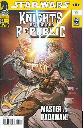 (Star Wars Knights O/T Old Republic #34 Vindication Part 3 of)