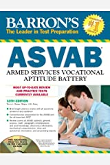 Barron's ASVAB with CD-ROM, 10th Edition Paperback