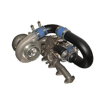 BD Diesel 1045483 Twin Turbo Kit