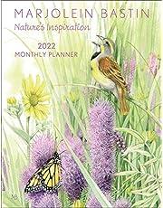 Marjolein Bastin Nature's Inspiration 2022 Large Monthly Planner Calendar