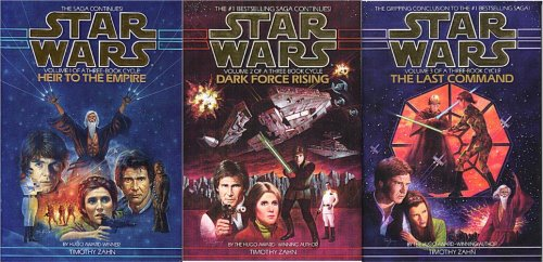 [D0wnl0ad] Star Wars ~ The Thrawn Trilogy: (Vol. 1) Heir to the Empire ; (Vol. 2) Dark Force Rising ; (Vol. 3) [P.D.F]