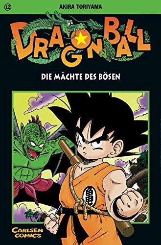 Dragon Ball, Bd.12, Die Mächte des Bösen