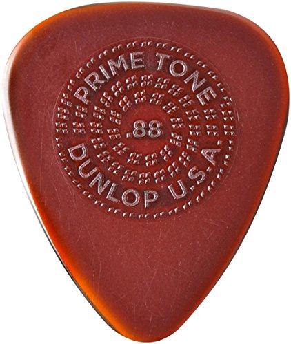 Grip Standard Picks - Dunlop Primetone Standard Pick with Grip .88mm 3-pack