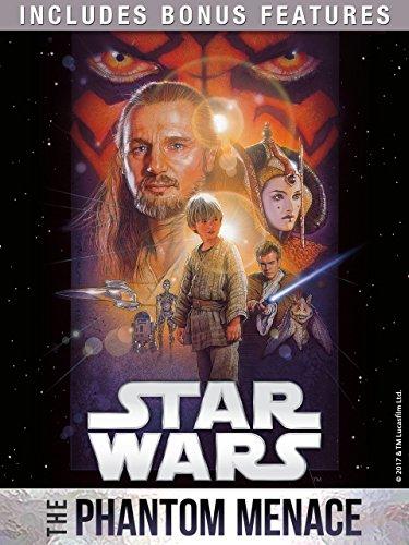Star Wars: The Phantom Menace (Plus Bonus Content) -