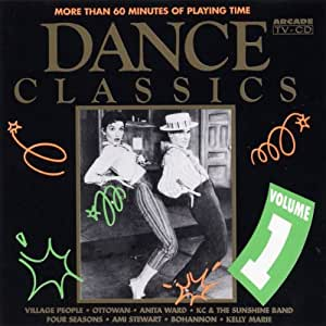 Dance incl. The Real Thing You To Me My Everything (Compilation CD, 17 Tracks)