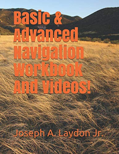 Basic & Advanced Navigation Workbook And Videos! (Reading Latitude And Longitude On A Map)
