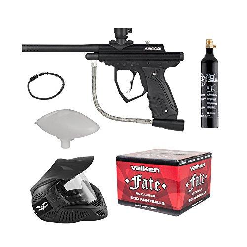 Valken Tactical Cobra Paintball Gun Package with Paintballs