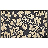 Jean Pierre Formoso 20 x 34 in. Loop Accent Rug, Dark Grey/Berber