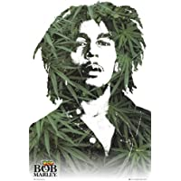 Marley, Bob - Poster - Leaves + Ü-Poster