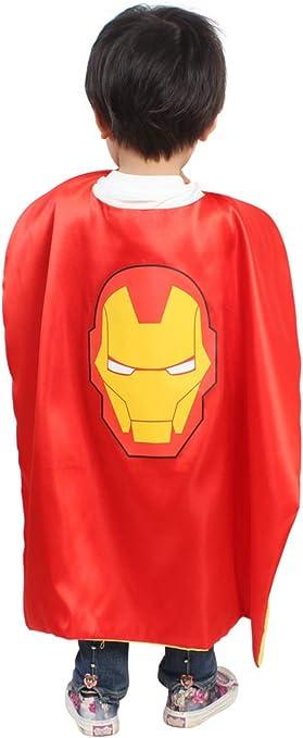 dduuoo Dduoo Disfraz de Superman de Halloween para niños, Disfraz ...