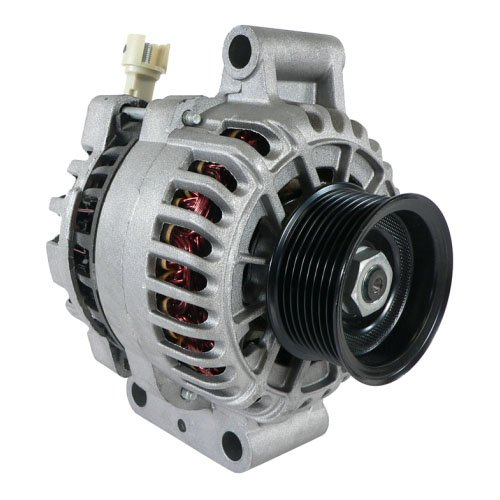 DB Electrical AFD0065 New Alternator For Ford E Series High Output, 7.3L 7.3 FORD VAN 99 00 01 02 03 1999 2000 2001 2002 2003, F450 SUPER-DUTY TRUCK 99 00 01 1999 2000 2001 334-2281 400-14038 ALT-1600 (Super Econoline Starter Duty)