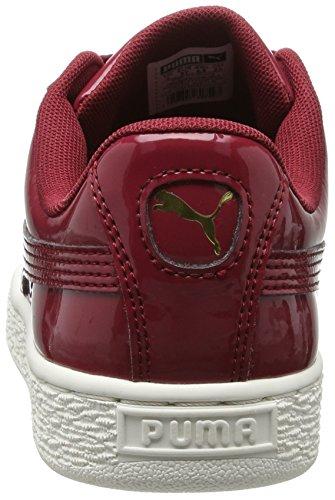 Basses Puma Patent Heart Baskets Femme Basket T4w4If