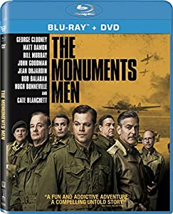 Cover Image for 'Monuments Men, The'