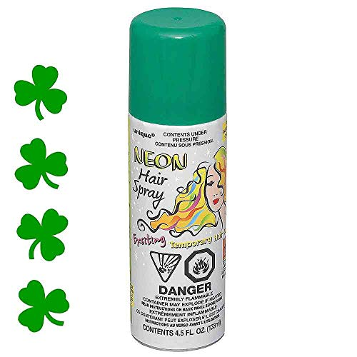 Green Hair Color Spray -