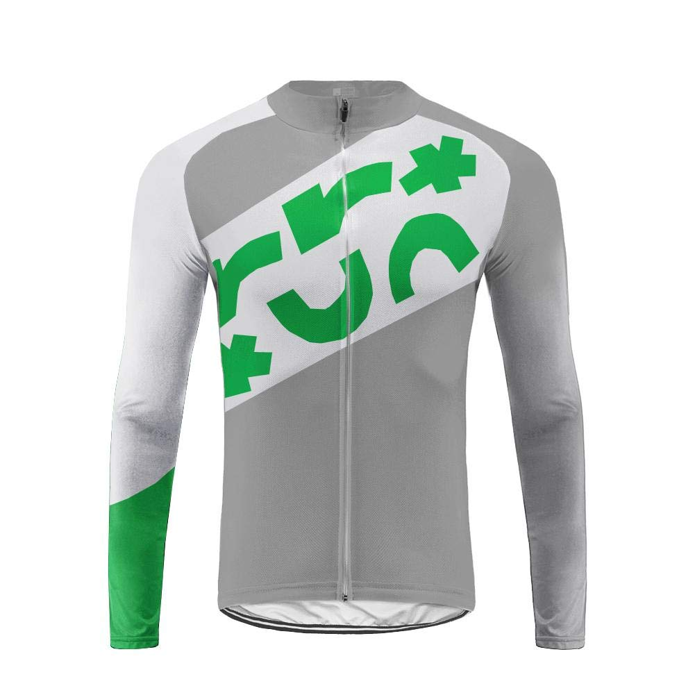 color 07 XXXXLarge Uglyfrog Cycling Jersey Winter Thermal Riding Tops Trousers Sets Gift