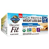 Garden of Life Organic Fit Bar, S'mores, 12 Count