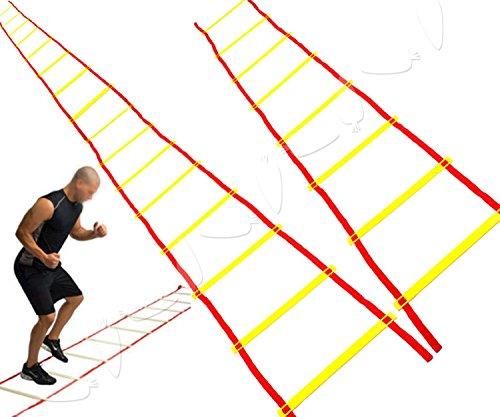 NEXPro Training Agility Speed Ladder Set Outdoor/Indoor 24Ft.