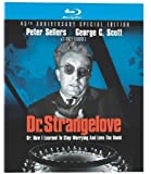 Dr. Strangelove [Blu-ray] by Sony Pictures Home Entertainment by Stanley Kubrick