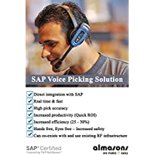 SAP Voice Picking Solution