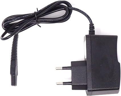 Fuente de alimentación Cargador afeitadora eléctrica Braun Series ...