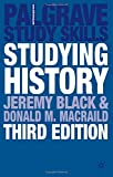 Studying History (Palgrave Study Skills)