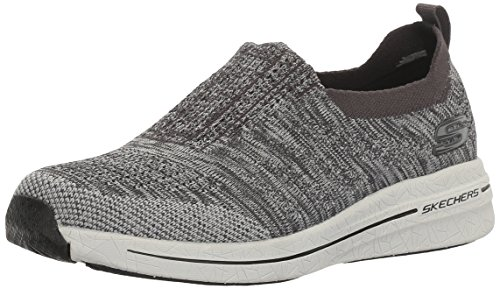 Skechers Sports Menns Sprekke 2,0 Haviture Slip-on Dagdriver Kull