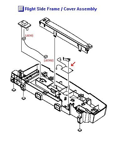 RG5 - 7617 - 000 CN - Hewlett Packard (HP) impresora procesadores ...