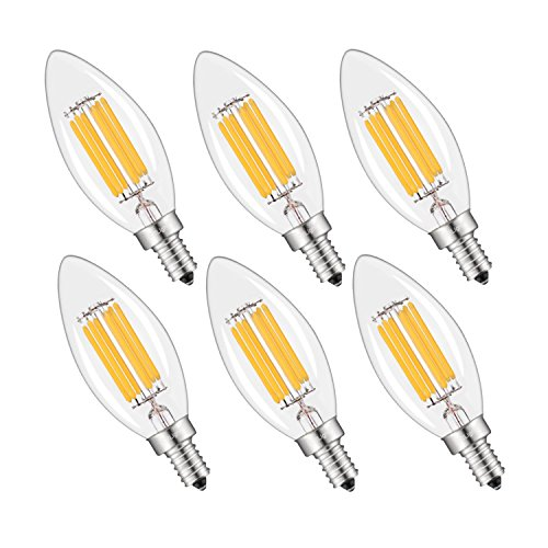 CRLight Dimmable Incandescent Replacement Candelabra