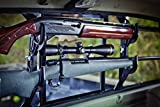 Allen Company Molded Truck Gun Rack for Rear Window