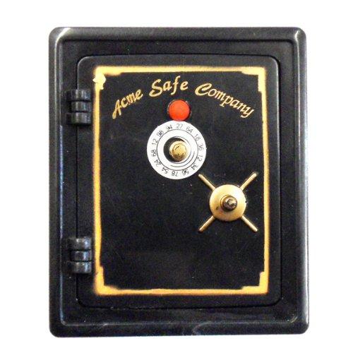 Acme Refrigerator (Acme Black Safe Refrigerator Sound Magnet - Item #IA4L-M92612)