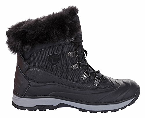 Multisport Noir Black London Femme Chaussures Outdoor Lutha RSnz4Cfx