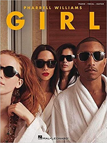 Book Pharrell Williams - Girl by Pharrell Williams (2014-07-01)