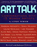 Art Talk, Cindy Nemser, 0064309835