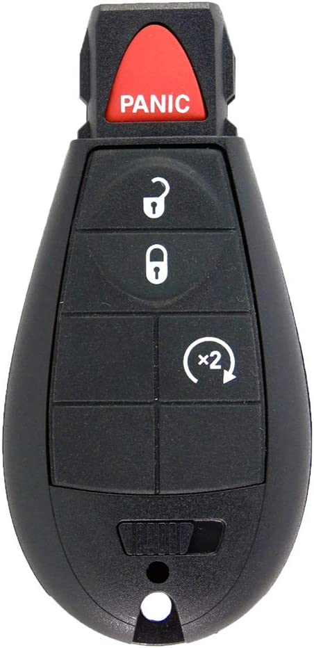 NEW KEY INSERT OEM CHRYSLER Fobik keyless entry remote fob transmitter 68066871
