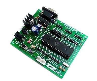 Amazon com: INSIGNIA LABS - ATMEL 8051 Project Development Board