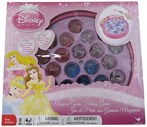 Disney Princess Magical Gems Fishing Game