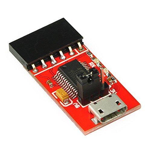 Micro usb ftdi basic breakout module for arduino v