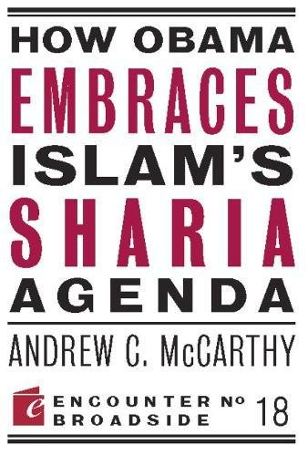 Read Online How Obama Embraces Islam's Sharia Agenda PDF