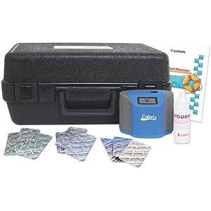 LaMotte ColorQ Pro 11 TesTabs Digital Pool & Spa Chemical Water Testing Kit
