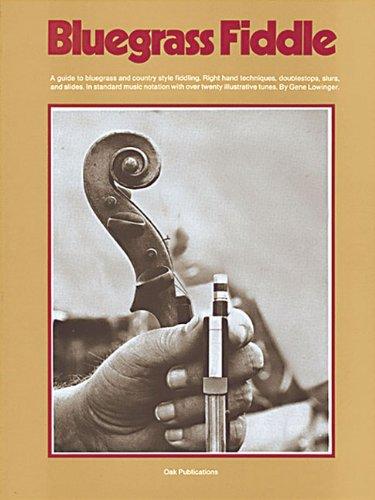 Bluegrass Fiddle Bluegrass Fiddle Sheet Music